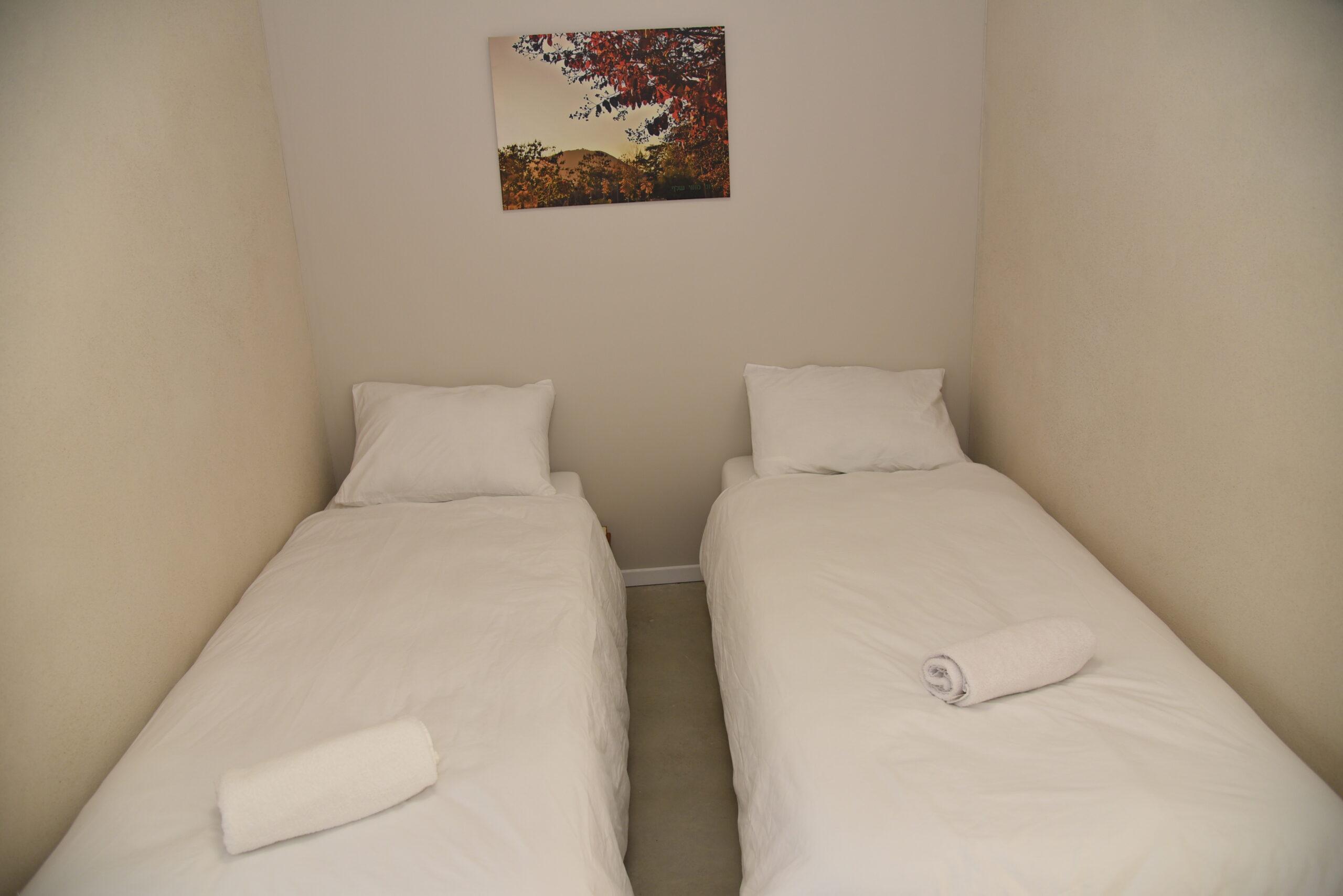 חדר בדירת אירוח