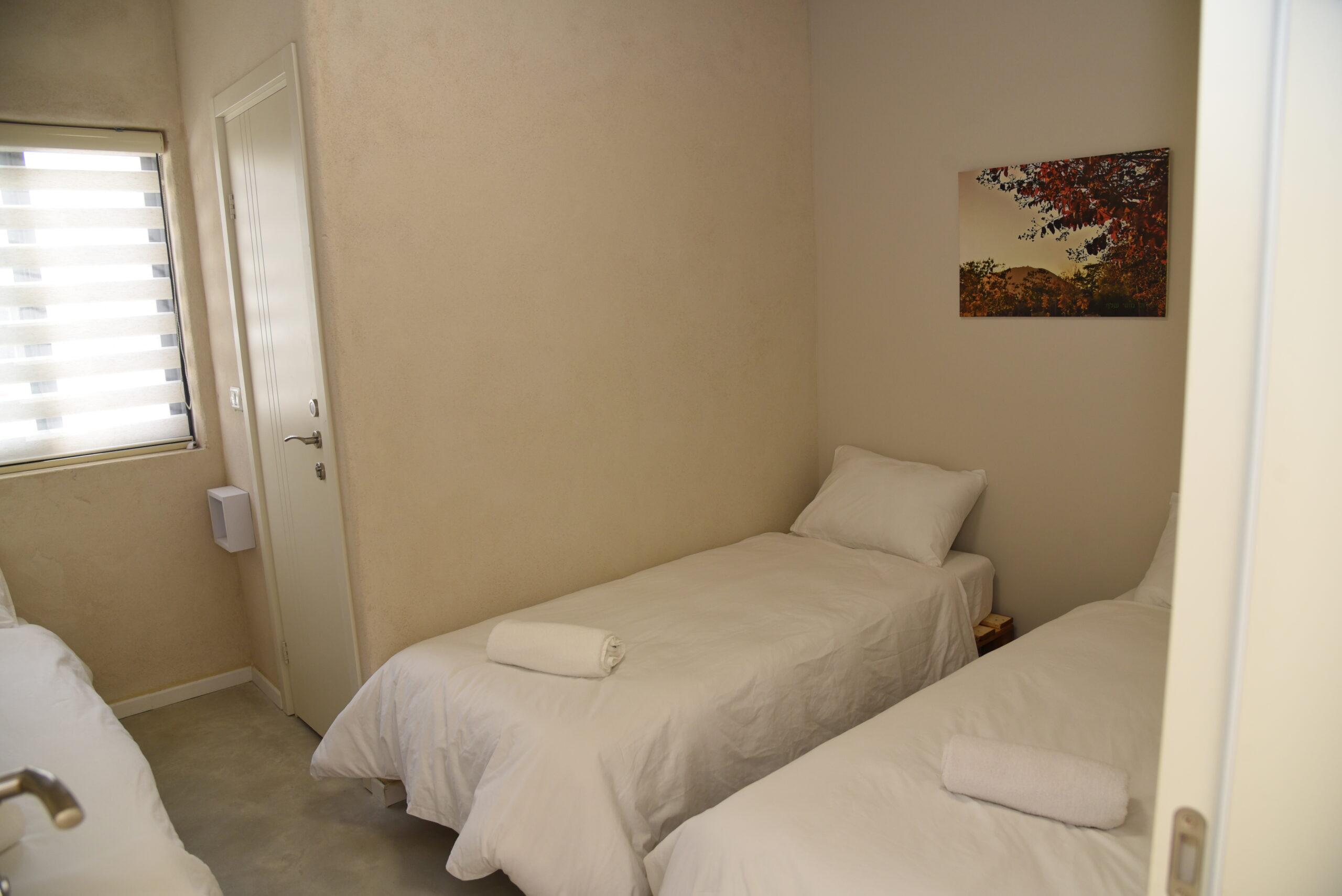 חדר ל-2 בדירת אירוח בצפון